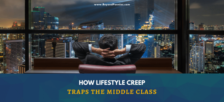 How Lifestyle Creep Traps the Middle Class