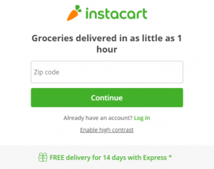 Save Money with Instacart