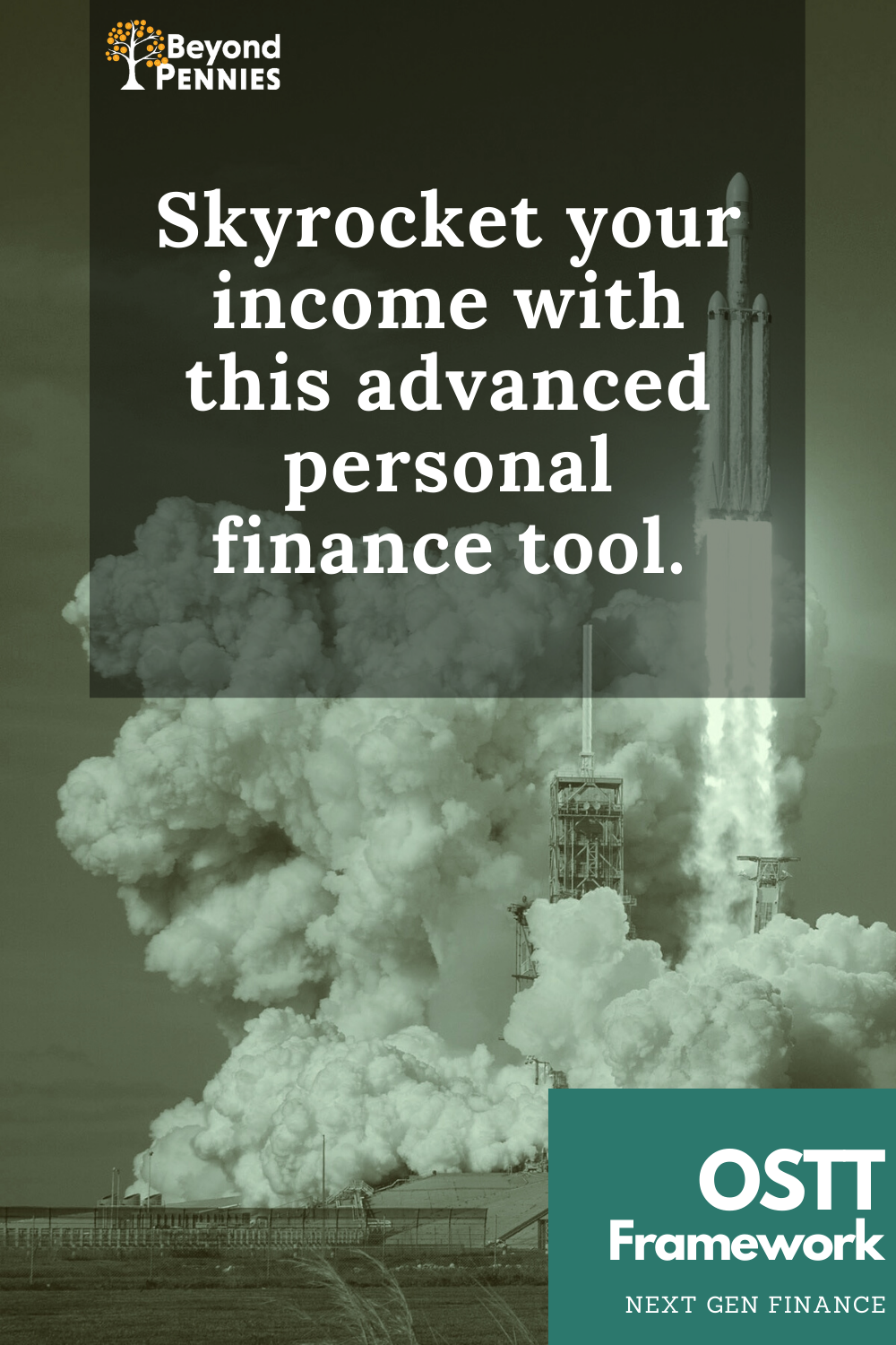 Skyrocket Your Income with this Personal Finance Tool