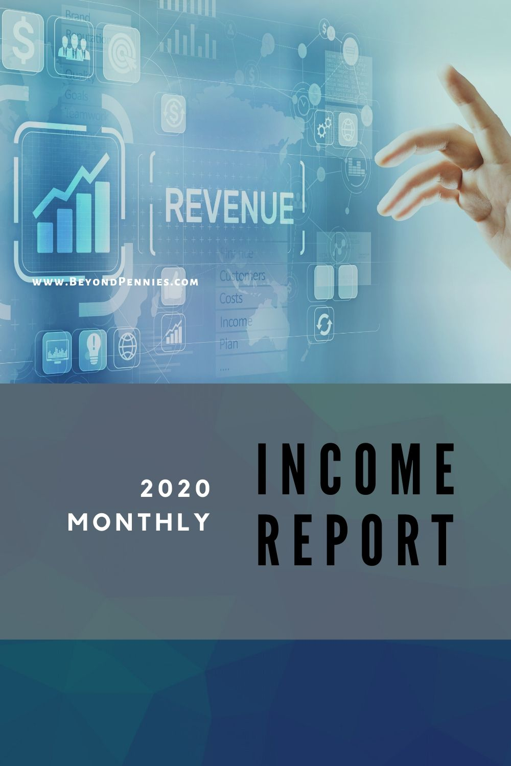 Mar 2020 Investment & Site Income Report