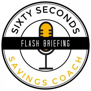 Sixty Seconds Savings Coach logo