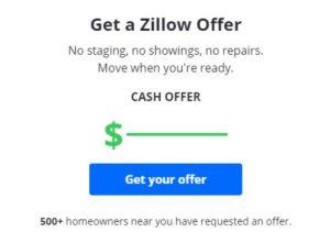 Zillow Cash Offer