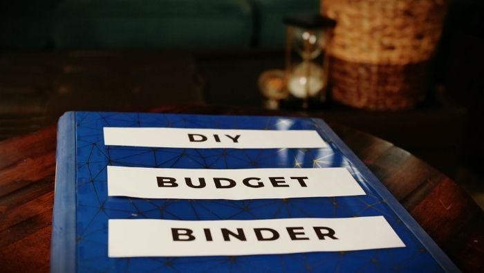 DIY BUDGET BINDER-FI