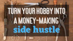 Hobby Side Hustle FI